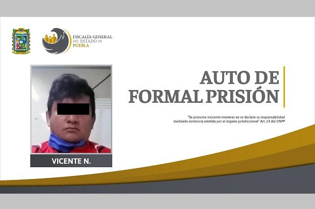 Lo apresan por una violación que cometió hace 12 años en Cuetzalan