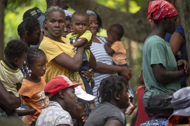 Preocupa a Unicef secuestro de mujeres y niños en Haití