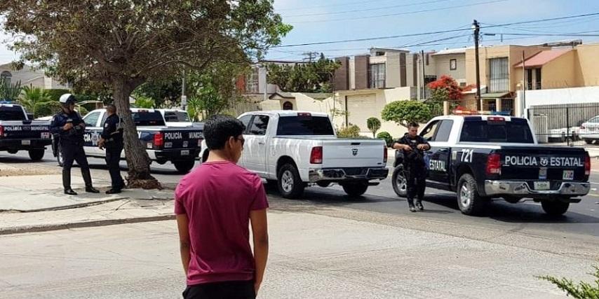 Hallan cadáver de un bebé en la casa del sujeto que se atrincheró en Tijuana
