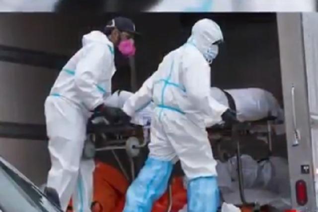 Nueva York: Hallan al menos 100 cadáveres en camión de mudanza
