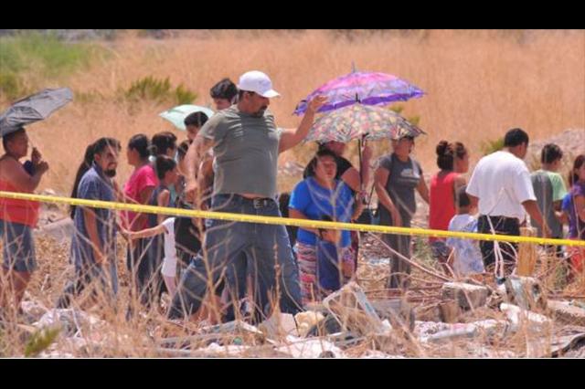 En Chihuahua hallan muerto a niño al que su abuela mandó a la tienda