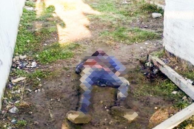 Hallan cadáver frente a prepa BUAP en Texmelucan