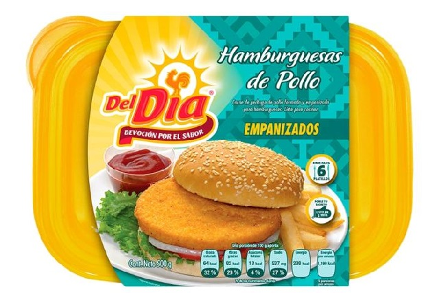 Del Día, la carne de hamburguesa que sacaron del mercado: es puro pellejo