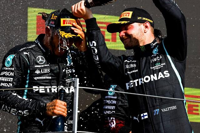 Hamilton, víctima de ataques raciales tras GP de Gran Bretaña