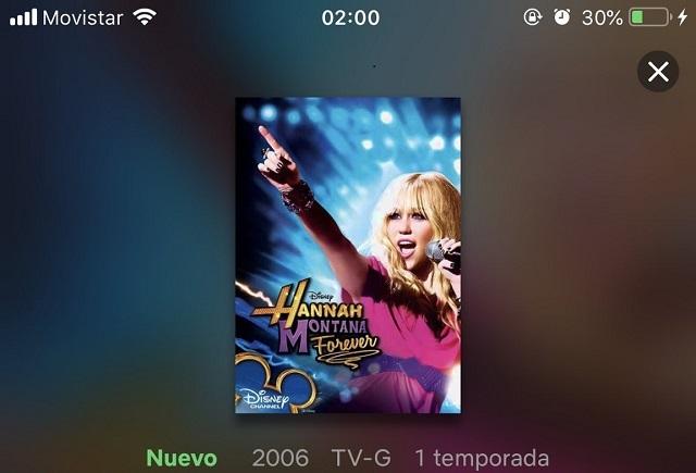 Hannah Montana sigue causando euforia entre sus fans