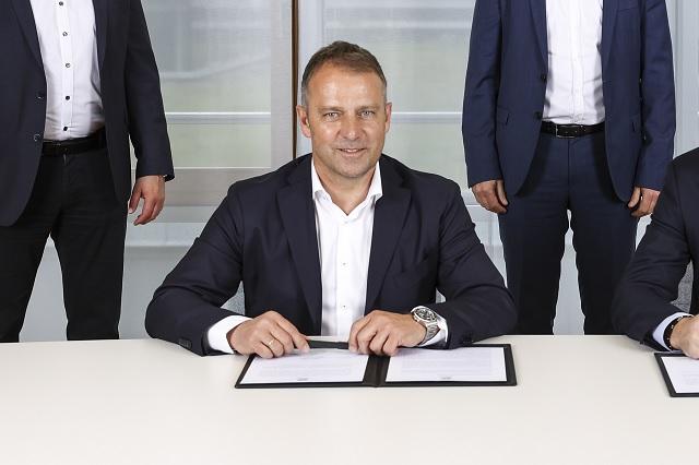 Alemania hace oficial la llegada de Hansi Flick como nuevo entrenador