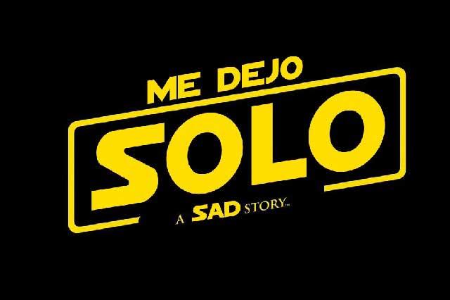 Los memes del nombre de la película de Han Solo de Star Wars