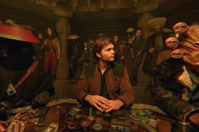 Video de Star Wars muestra apuesta entre Han Solo y Lando en 360 grados