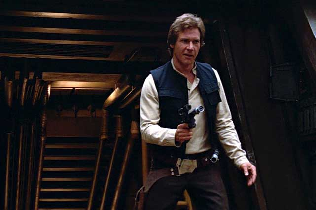 Star Wars: Revelan el nombre de la película de Han Solo