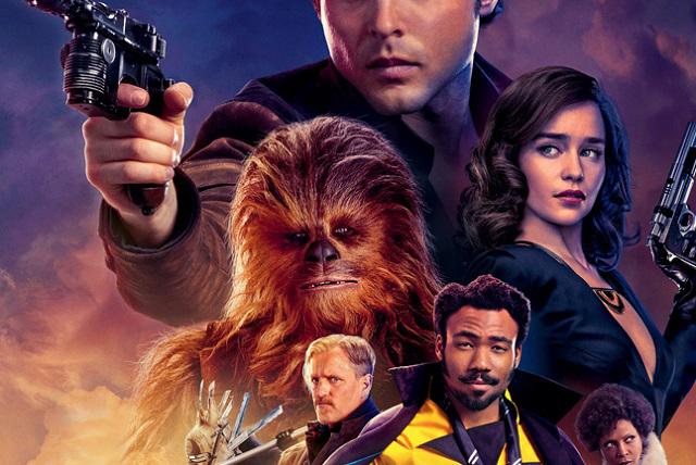 Estrenan poster de Han Solo: Una historia de Star Wars