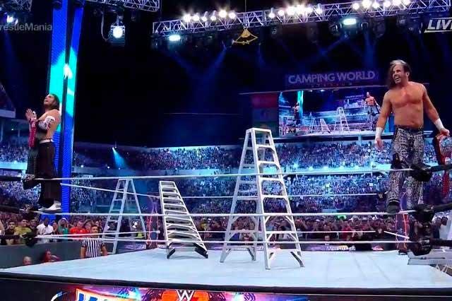 Regresan los Hardy Boyz: Jeff y Matt Hardy campeones de la WWE