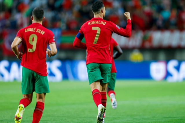 ¡Imparable! Ronaldo anota hat-trick en el Portugal vs Luxemburgo