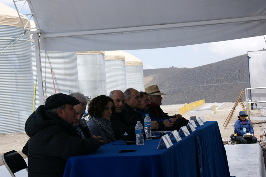 Inauguran en Sierra Negra observatorio de rayos gamma HAWC