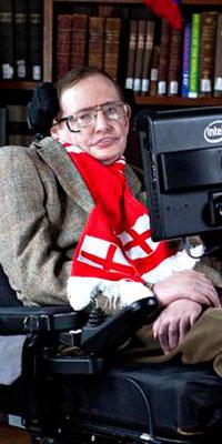 Stephen Hawking participará en el festival de Glastonbury