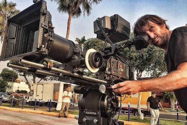 Matías Nicolás presenta su nueva serie en HBO Mil Colmillos