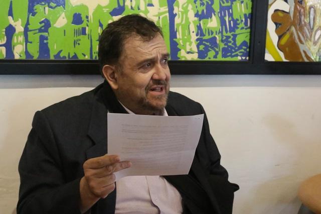 Pide ex edil Montiel García intervención de AMLO tras atentado