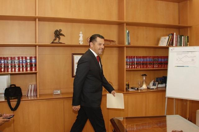 Niega Héctor Sánchez corrupción en el TSJ y recibir favores sexuales