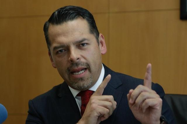 Niega Héctor Sánchez que TSJ proteja a juez sin título