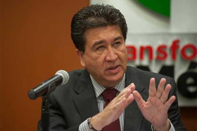 La expulsión del PRI de Javier Duarte es el primer paso para sanear a Veracruz: Héctor Yunes
