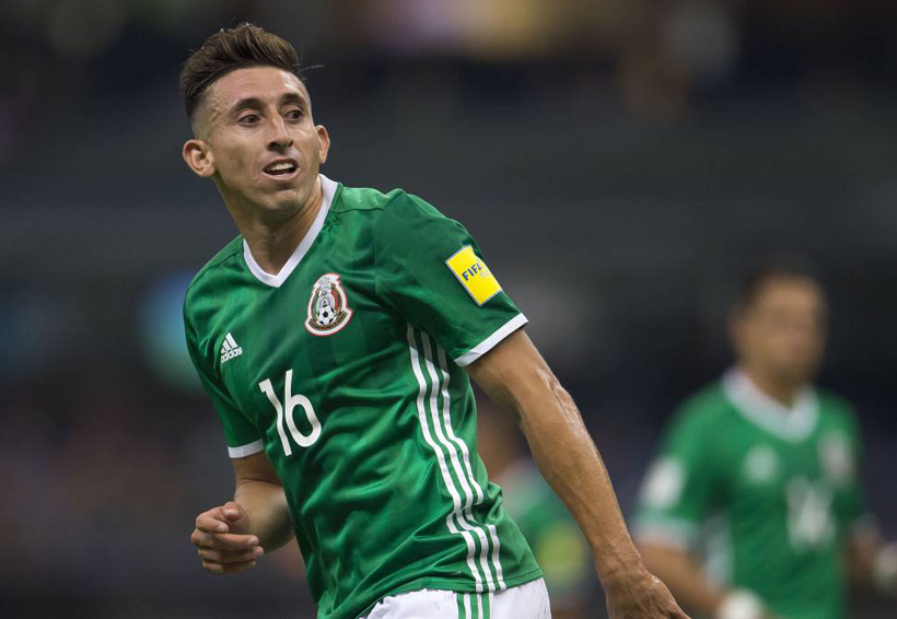 El futbolista Héctor Herrera afirma que cumple con sus obligaciones fiscales