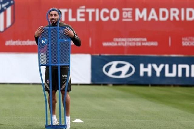 Héctor Herrera, emocionado por compartir vestidor con Luis Suárez