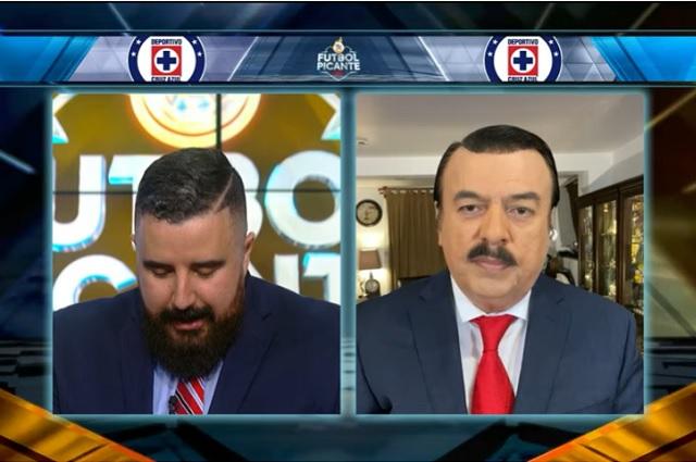 Héctor Huerta responde a jugadores de Cruz Azul sobre presunto amaño