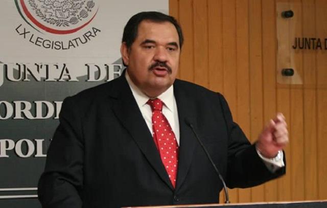 Grupo de panistas se opone a candidatura de Marko Cortés