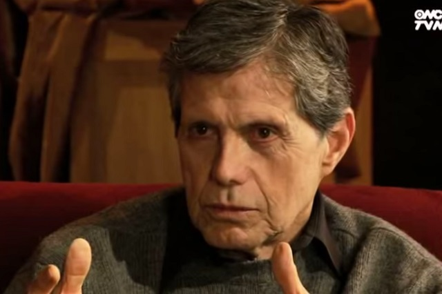 Actor Héctor Bonilla tiene cáncer de pulmón, dice Tv Notas