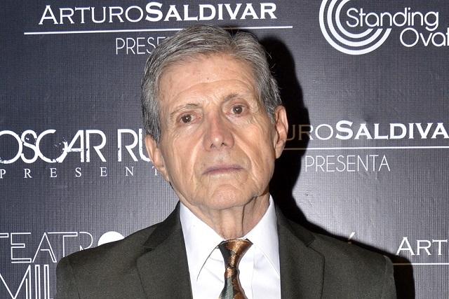 Héctor Bonilla tiene cáncer de riñón y cómo lo descubrió