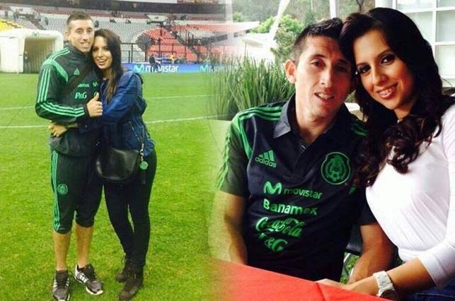 Aficionados piden a esposa de Héctor Herrera lo perdone y convocan a marcha