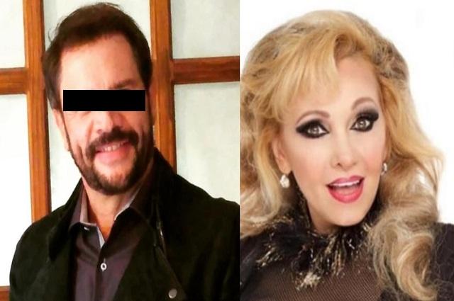 Aida Pierce defiende inocencia de Héctor Parra, quien fue su exnovio