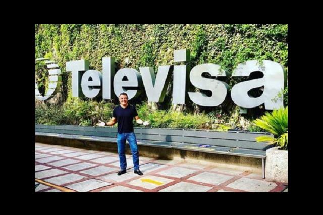 Héctor Sandarti regresa a Televisa y este es el programa donde participará