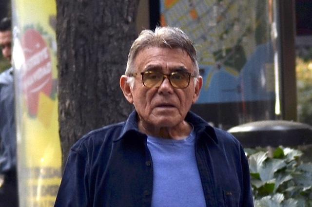 Héctor Suárez explota ante pregunta sobre el cáncer