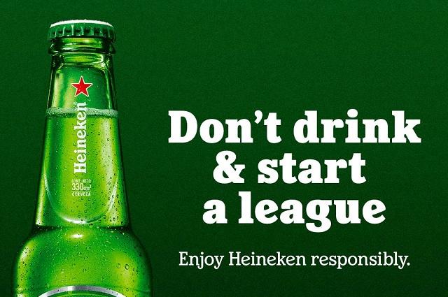 Foto: Twitter / @Heineken