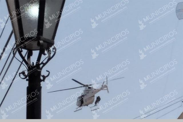 Toma Policía Estatal mando de seguridad pública en Esperanza