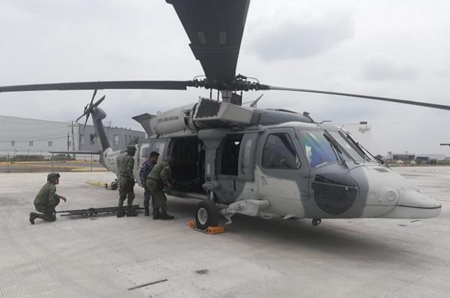 Guardia Nacional estará equipada con rifle Xiuhcóatl y revólver de Hulk
