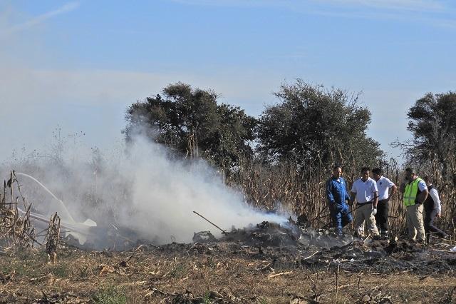 Avance de investigación sobre caída de helicóptero anuncia AMLO