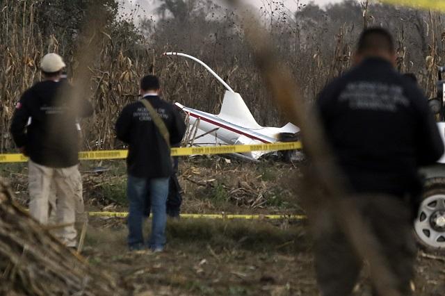 Frenan en San Lázaro exhorto para esclarecer causas de helicopterazo