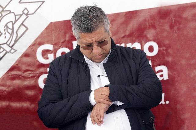 Barbosa acusa a Heliodoro Luna de filtrar rumores sobre su salida
