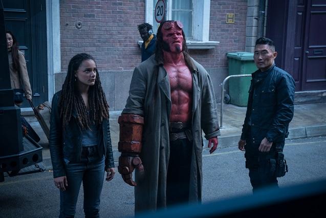 Tráiler de Hellboy de los más vistos de 2018