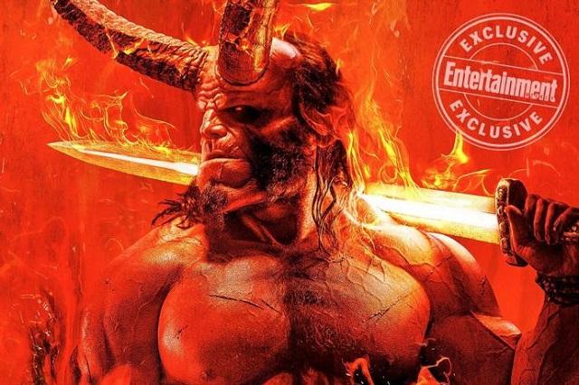El infierno será desatado, el 12 de abril llega Hellboy