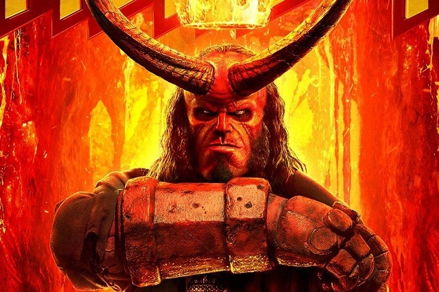 El infierno arderá: Presentan dos nuevos posters de Hellboy