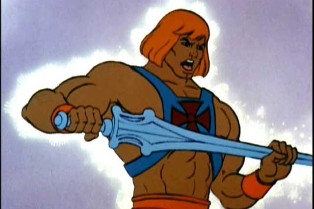 Publican que preparan película de He-Man y los Amos del Universo