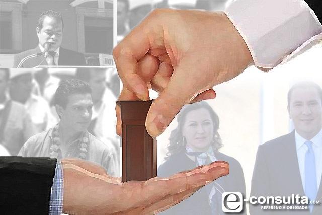 Candidatos lograron heredar cargos a parientes, confirman cifras del PREP