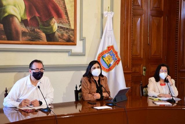 Puebla capital se hermana con la CDMX y con Tlaxcala