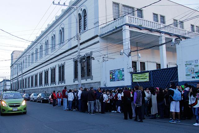 Atoran recuperación de 6 escuelas dañadas por sismo en Puebla