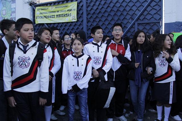 Evaluación docente es esencial para la reforma educativa: Ibero