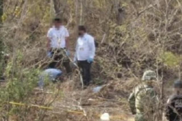 En Nayarit encuentran 10 cuerpos en una fosa clandestina