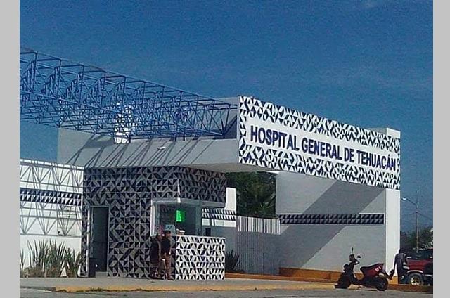 Rescatan a morenovallista en dirección del Hospital General de Tehuacán