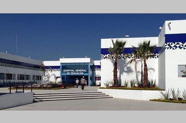 Hospital General de Tehuacán se queda sin personal por Covid